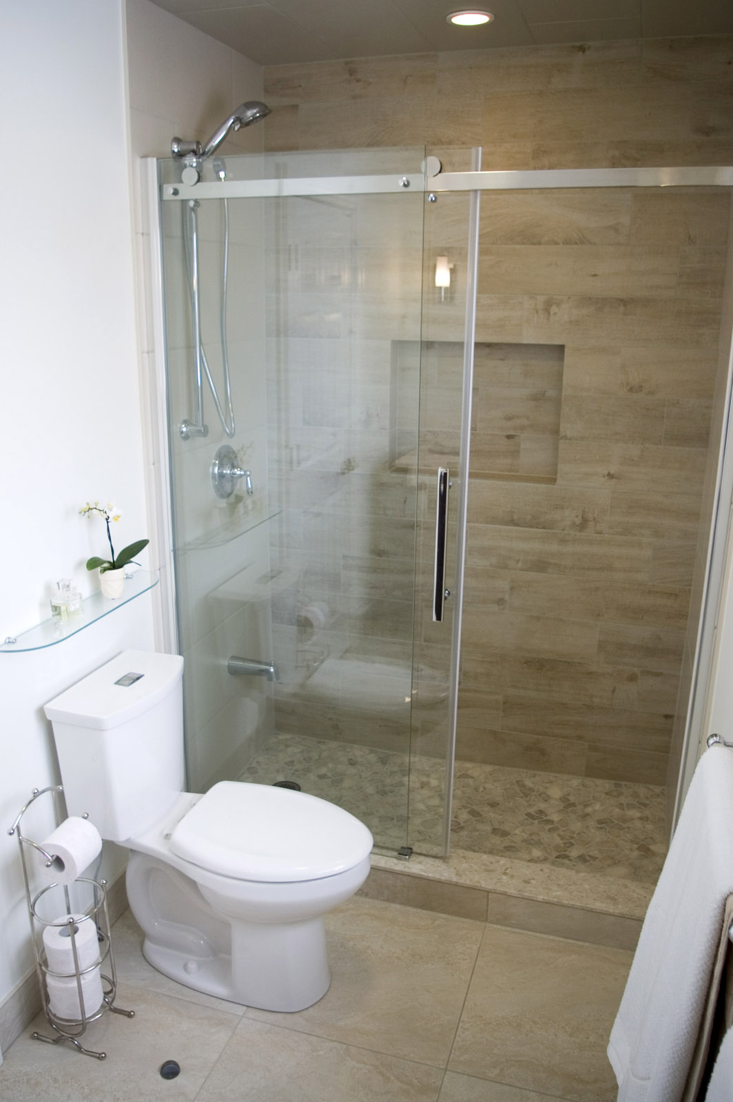 Ensuite Bathroom Update - Design & Construction of Inspired Spaces